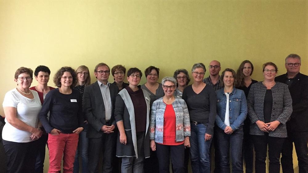 Gruppenbild Kaiserswerth 2017
